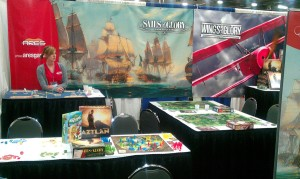 Ares Games both at Origins 2013