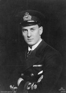 The top Australia's fighter pilot in WW1, Robert Little