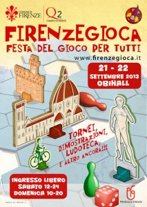 During Firenze Gioca, a big Wings of Glory match will be hold.
