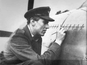 The 'Falcon of Malta', George Beurling was Canada's greatest WW2 fighter pilot.