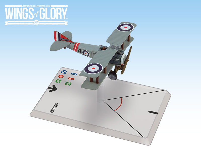 Wings of Glory: 23 Squadron: Spad S.VII (T.O.S.)