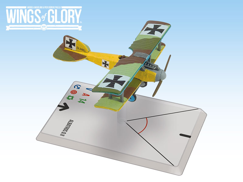 Wings of Glory: Boelcke: Albatros D.II (T.O.S.)