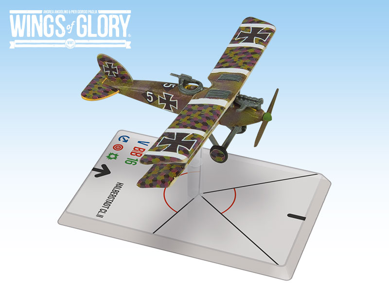 Wings of Glory: Schlachstaffel 23B: Halberstadt CL.II