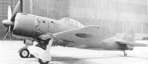The Ki-84 Hayate, considered the best fighter of JAAF in the WW2.