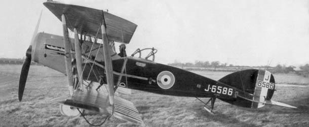 Bristol F 2 Fighter