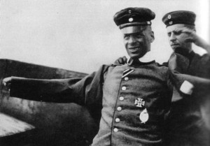 "Oswald Boelcke, the ""Father"" of the German Aviation."