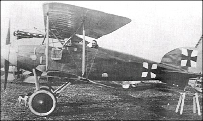 Another German Albatros D.II.