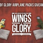 WW1 Wings of Glory Giveaway Contest: new Airplane Packs at stake!