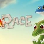 Dino Race (English Rules) now available for download