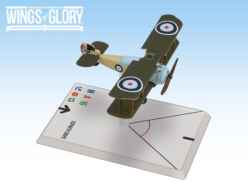 Wings of Glory: KAZAKOV: SOPWITH SNIPE