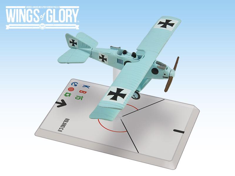 Wings of Glory: Von Richthofen: Roland C.II