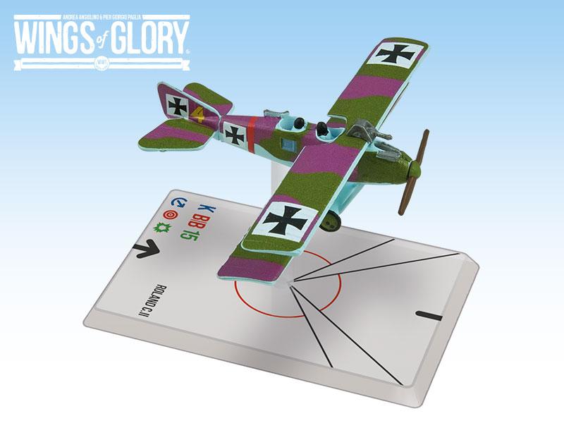 Wings of Glory: Luftstreitkrafte: Roland C.II