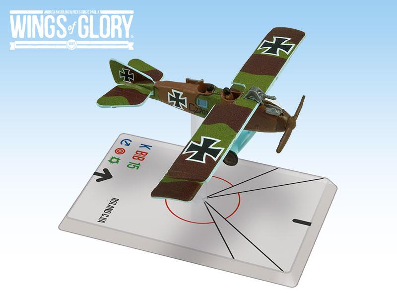 Wings of Glory: FFA 292b: Roland C.IIa