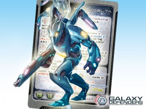 Xeno Delta: Lunar Shock Troops