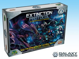 Extinction Protocol - Into the darkness for the final battle.