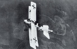A flying Roland C.II.