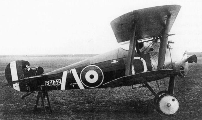 Ww1 Wings Of Glory Airplane Packs Sopwith Snipe Preview