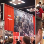 Ares Games at Gen Con 2014: more pictures of the show