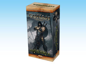 Adventures in Hyboria, the expansion for Age of Conan Strategy Boardgame