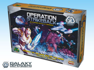 Operation Strikeback: battle on the Moon.