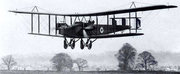 WW1 Wings of Glory – Giants of the Sky: Handley-Page O/400 Preview « Ares  Games