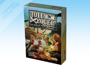 Jolly Roger, the first card game published by Ares.
