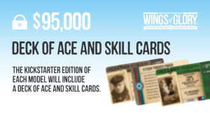 New stretch goal: Ace and Skill cards.