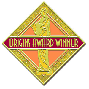 Origins Awards 2015: Sails of Glory and Wings of Glory Game Mat among the winners.