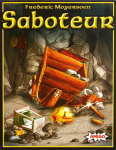Saboteur: Moyersoen's most successful game .