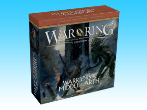 Warriors of Middle-earth, the second expansion for War of the Ring Second Edition.