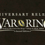 War of the Ring Anniversary Release: Deluxe Rules, Strategy Guide and Gameboard now in pre-order