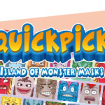 Ares to publish the English edition of Quickpick – Island of Monster Masks