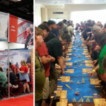 Gen Con 2015: new record for Sails of Glory and lots of fun at Ares booth!