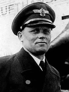 The pilot Johan