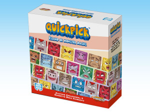 Quickpick: an easy, funny and original game for players of all ages.