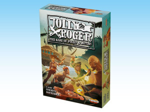Jolly Roger: the first card game by Ares.