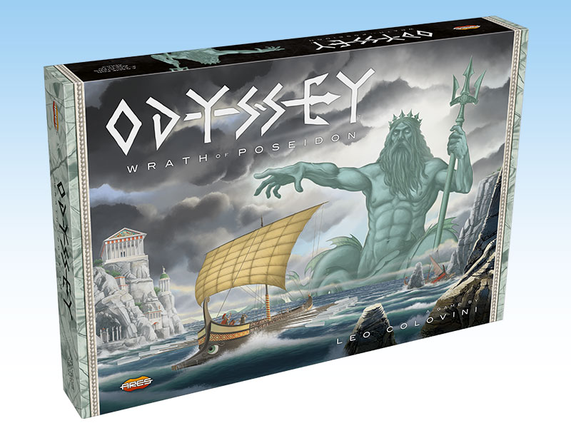 Odyssey: Wrath of Poseidon - Ares Games