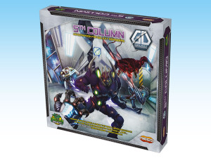 The 5th Column: new Galaxy Defenders expansion.