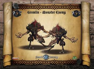 Gremlins band together to bring down opponents and steal their gold.