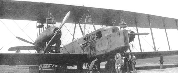 Ww1 German Planes >> WW1 Wings of Glory – Giants of the Sky: Zeppelin Staaken R.VI Preview « Ares Games