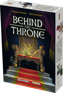 Behind the Throne: new card game coming in Summer 2016.