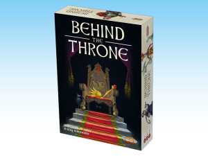 "Behind The Throne, an engaging ""push your luck"" card game"