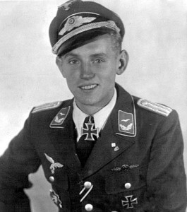 Erich Hartmann: the top ace of all time, scored 352 aerial kills in WW2.