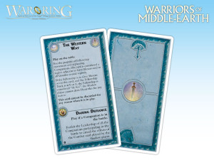 The Western Way event card.
