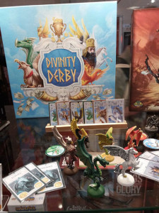 Divinity Derby, to be published by Ares in 2017.
