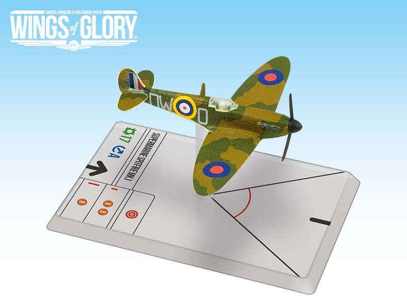 WW2 Wings of Glory: Battle of Britain Starter Set « Ares Games