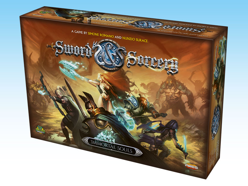 sword sorcery immortal souls ares games