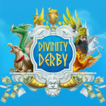 Divinity Derby funded in 6 hours on Kickstarter; 1st Stretch Goal unlocked!