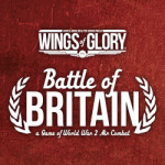 WW2 Wings of Glory – Battle of Britain Starter Set (English Rulebook)