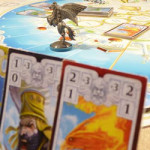 Divinity Derby ships to KS backers and pre-releases at the Essen Spiel